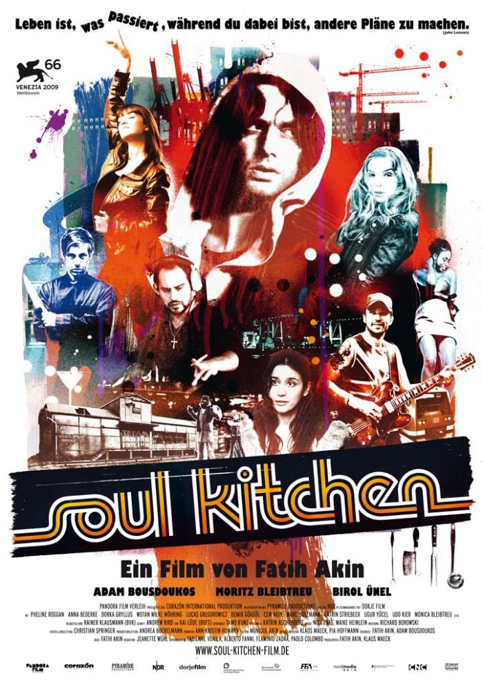 Plakat - SoulKitchen