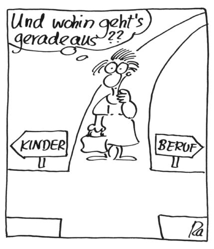 Renate Alf - Kinder Beruf